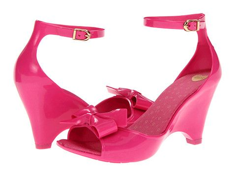 Mel by Melissa Mel Apple III Pink - Zappos.com Free Shipping BOTH Ways