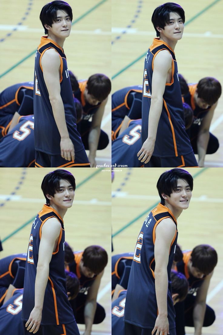Jaehyun #NCT imagine he is having a basketball competition and being his girlfriend you came to support him.After playing half of the game,he is tired. During break,he tried to search for you in the crowd .Finally he found you sitting on the benches smiling at him,you wave to him enthusiastically . Having the energy to play again ,he smiled thinking that he has the most wonderful girlfriend in the world