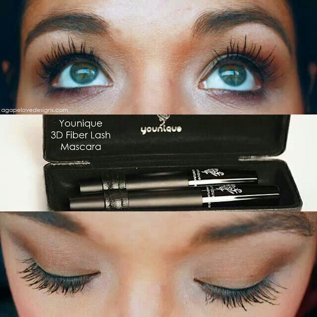 3-D mascara is a must have www.youniqueproducts. com/tasyarand