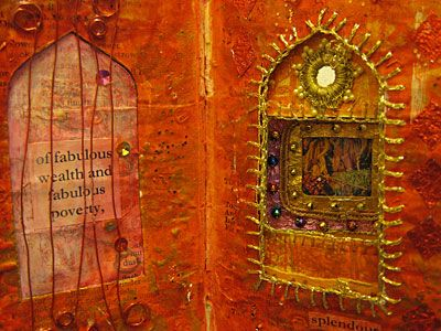 Altered books- a guide for beginners