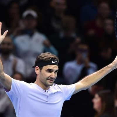 Roger Federer overtakes Tiger Woods as top prize money earner in individual sports