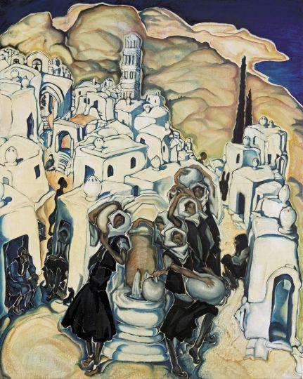 Kútnál (Rodosz), 1933 körül: 47. aukció () 75.tétel