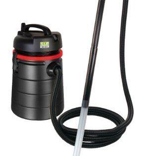 T.I.P. 30517 Aspirateur de boues de bassin 38 L Noir: Aspirateur de boues de bassin puissant pour un nettoyage efficace du bassin pour…