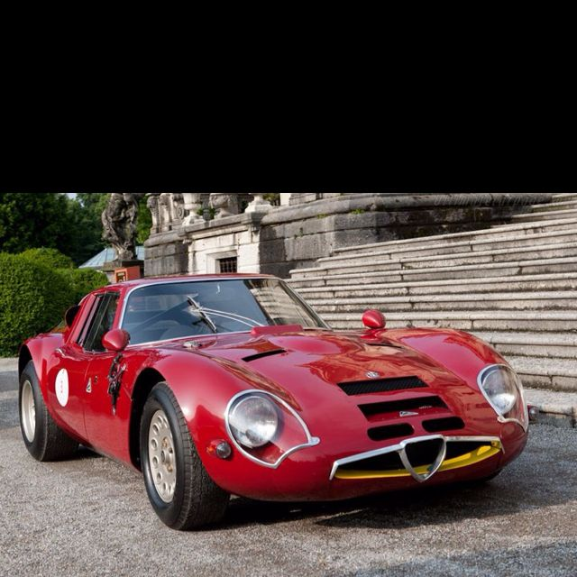 107 Best Alfa Romeo TZ2 Images On Pinterest