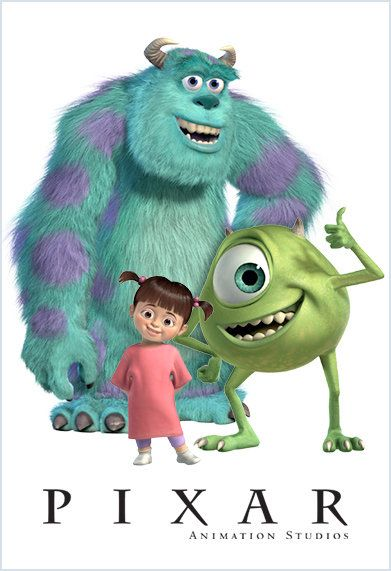 This movie came out the year I was born, So my aunt gave me the nickname Boo.
