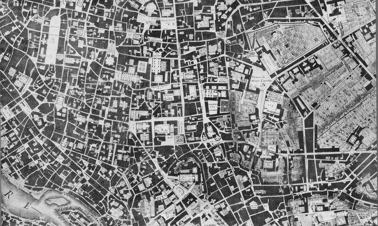 Nolli Map of Rome.