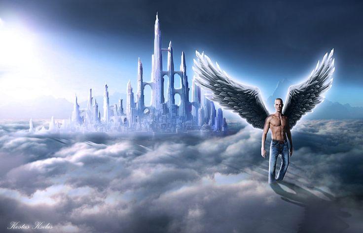 Angel City by ksilas on DeviantArt