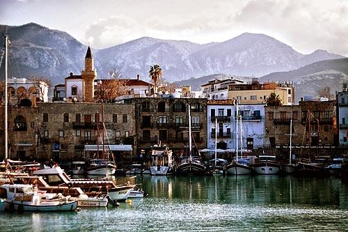 Girne Limanı, Kıbrıs, Cyprus
