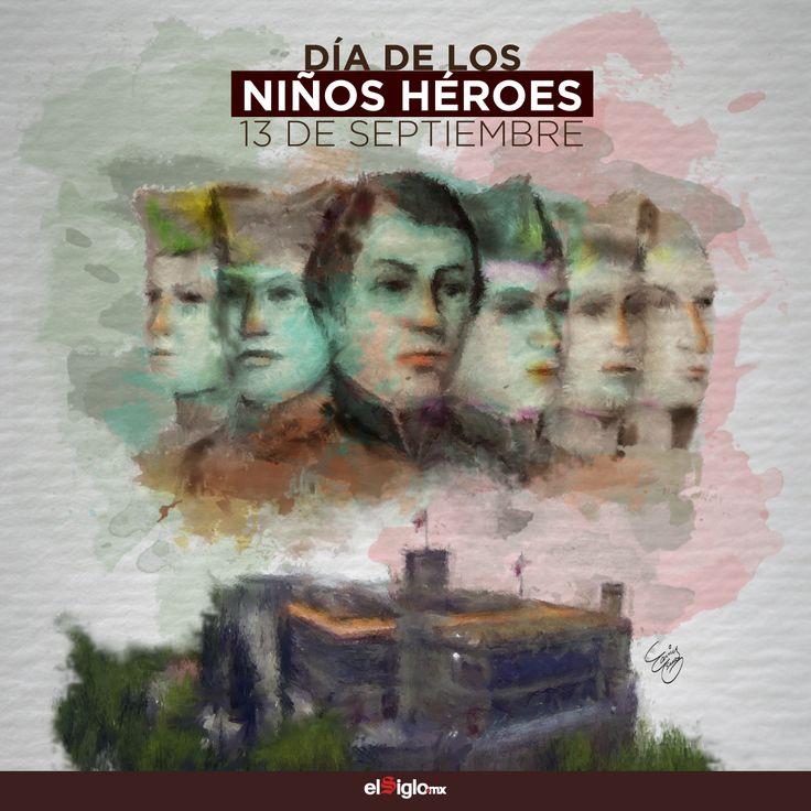 #UnDíaComoHoy pero de 1847: Se registra la Batalla de Chapultepec; surgen los 'Niños Héroes'.   El lugar es el Castillo de Chapultepec, la fecha es el 13 de septiembre de 1847, el momento histórico es la guerra méxico-estadounidense, el acontecimiento, finalmente, es una batalla que quedaría grabada en la historia nacional y que es conocida como la Batalla de Chapultepec.