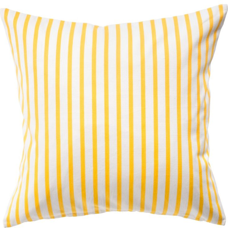 Pute Arholma gul 50x50 cm