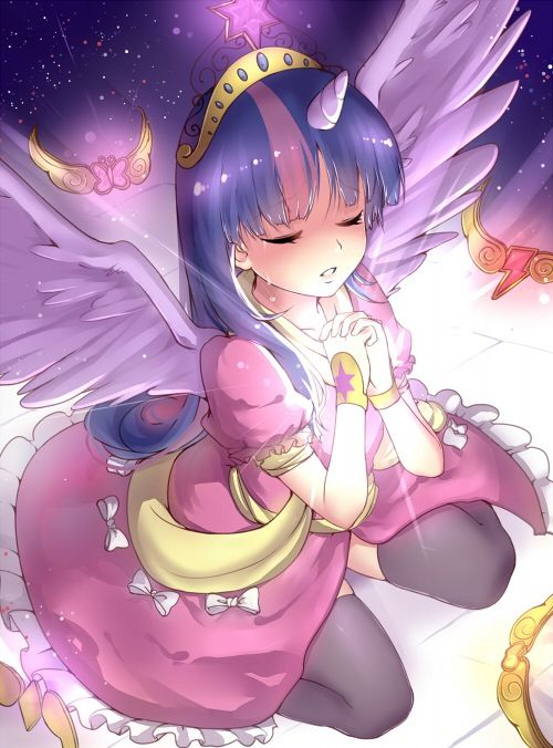 .twilight sparkle mlp gijinka