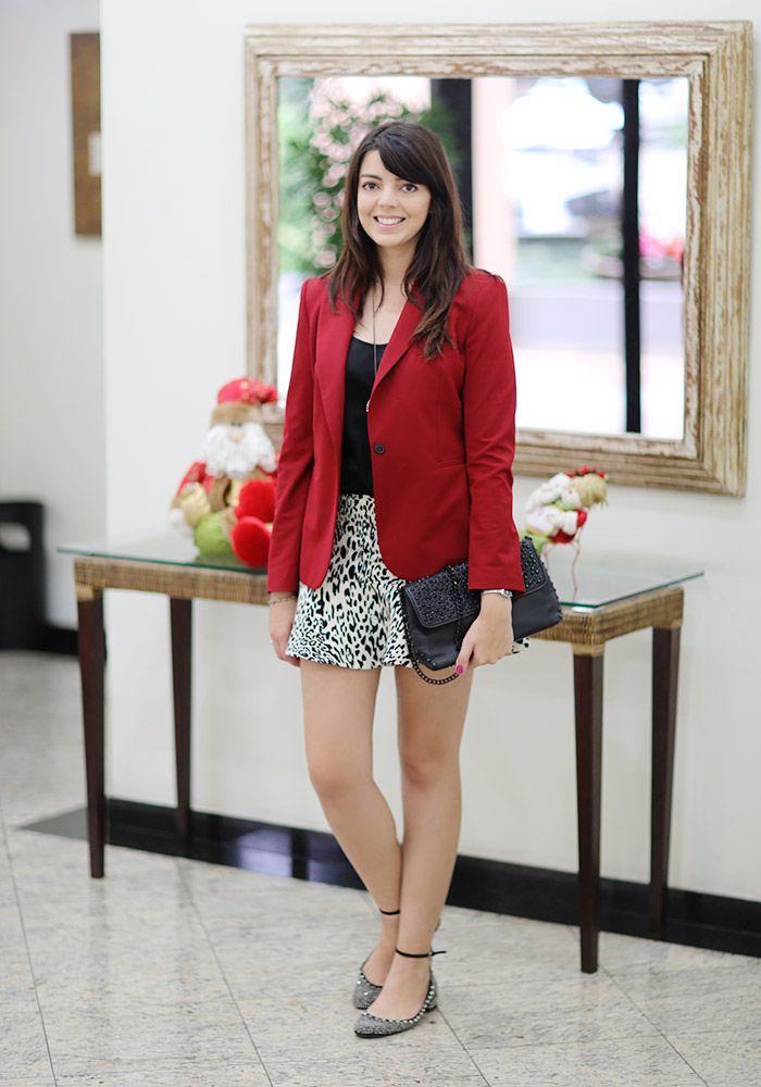 Look do dia: Blazer vermelho por Lia Camargo | Just Lia em novembro 24, 2013
