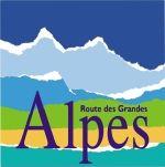 Logo de la Route des Grandes Alpes