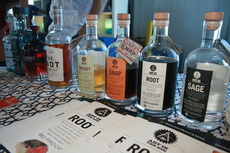 Photo from San Diego Spirits Festival.