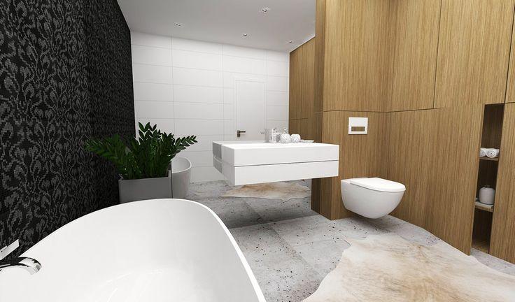 Apartment for sale - bathroom. Design by ARCADA