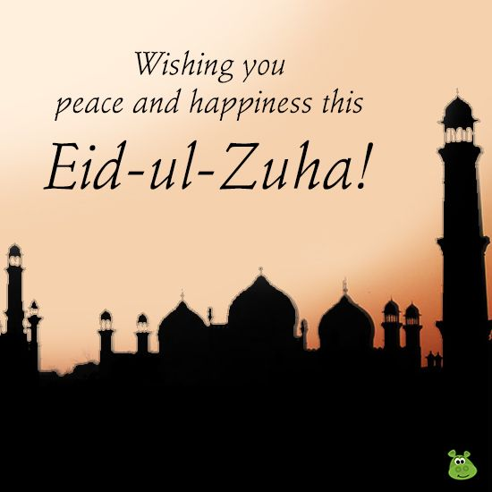 Id-ul-Zuha (Bakr-Id), which is also known as Eid al-Adha or Id-ul-Adha,is a festival that many Muslims #celebrate with traditional fervour and gaiety in #India and the world with special #Prayers, #Greetings and #Gifts.