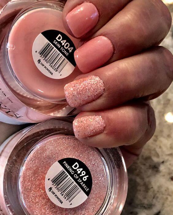 20+ Simple And Elegant Dip Powder Nails