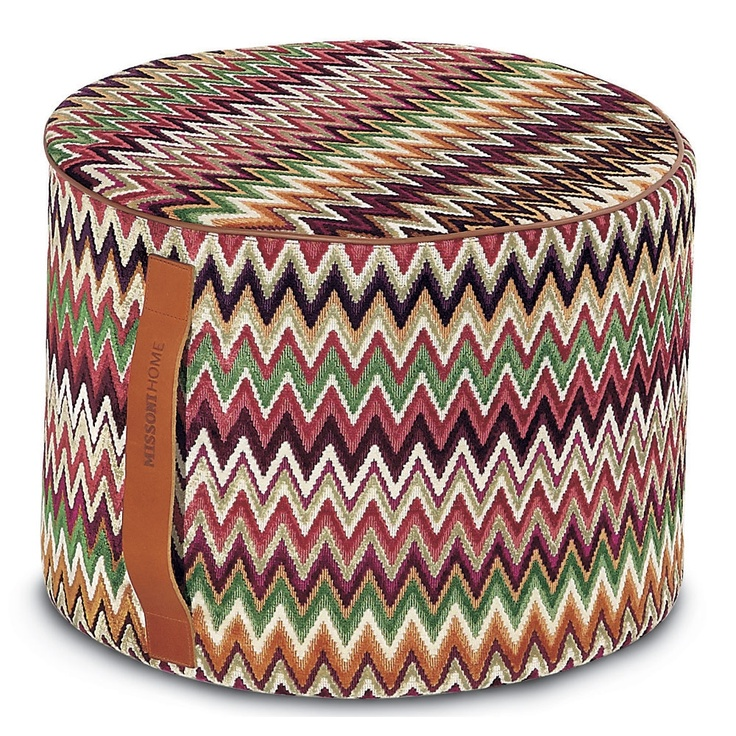 Nador 159 from Missoni Home. #colorful #design