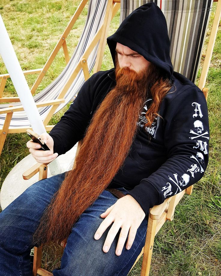"hmbearger: ""Found this online. This beard is gorgeous! """