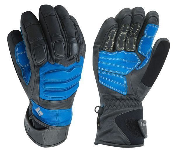 Gloves and Mittens 62172: New! Black Diamond Legend Freeride Unisex Ski Snowboard Gloves Blue/Black Small -> BUY IT NOW ONLY: $79.95 on eBay!