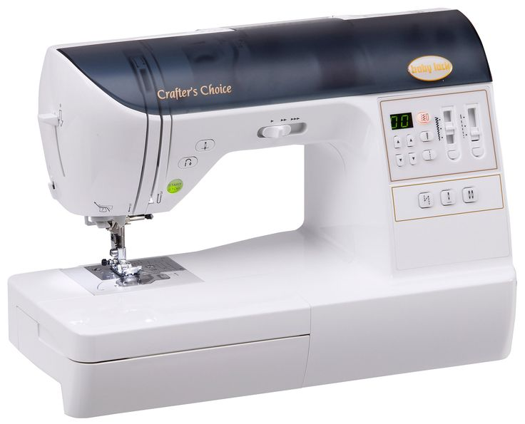 Babylock Sewing Machine Crafters Choice BLCC