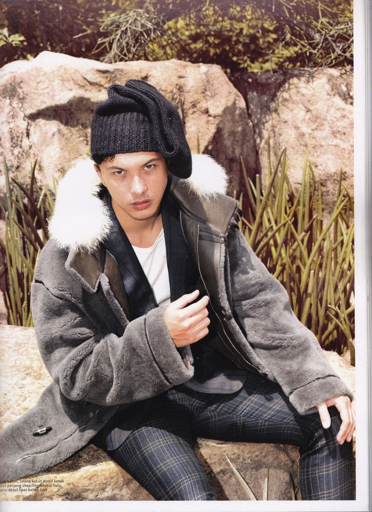 Nicholas Saputra / Dokumentasi Men's Folio Indonesia