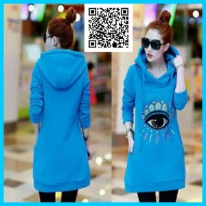 long sweater hoodie eye MTFA03