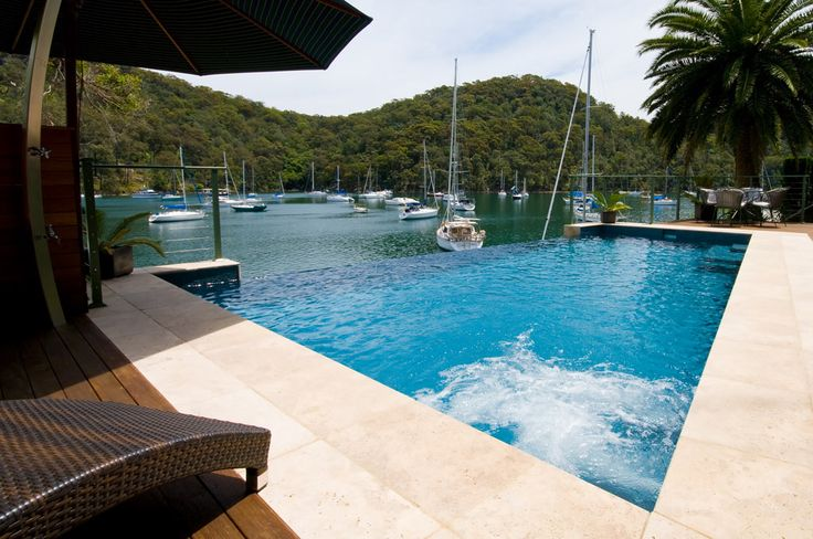 Infinity edge pool – Pittwater