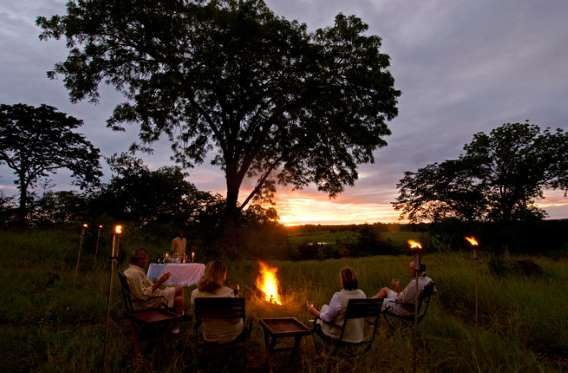 "<p><strong>Where:</strong> Zambia</p><p>The <a href=""http://www.zambiatourism.com/destinations/natio... - Night Safari"