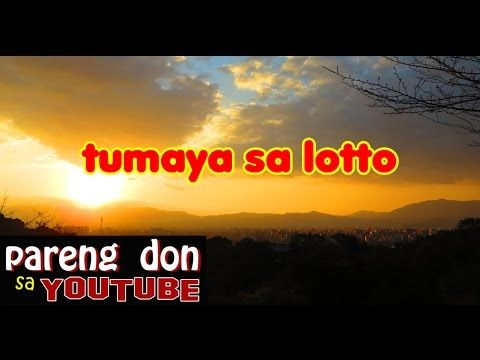 Original Pilipino Music - Tumaya sa LOTTO | original ni Pareng Don - http://music.tronnixx.com/uncategorized/original-pilipino-music-tumaya-sa-lotto-original-ni-pareng-don/ - On Amazon: http://www.amazon.com/dp/B015MQEF2K
