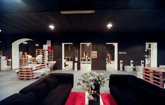 Artceram Showroom Bunker #bathroom #design