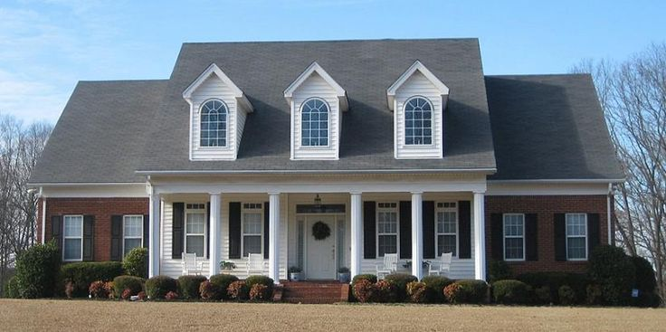 One and a half story 4 bedroom 3 5 bath southern country for Story and a half floor plans
