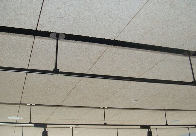 Tectum Ceiling Panels Studio Interiors
