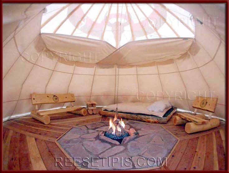 Tipi Interiors Reese Tipis Tipi Interiors Tepee