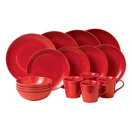Ensemble de vaisselle « Maze » de Gordon Ramsay par Royal Doulton - Décontractée - Vaisselle - Pour la table