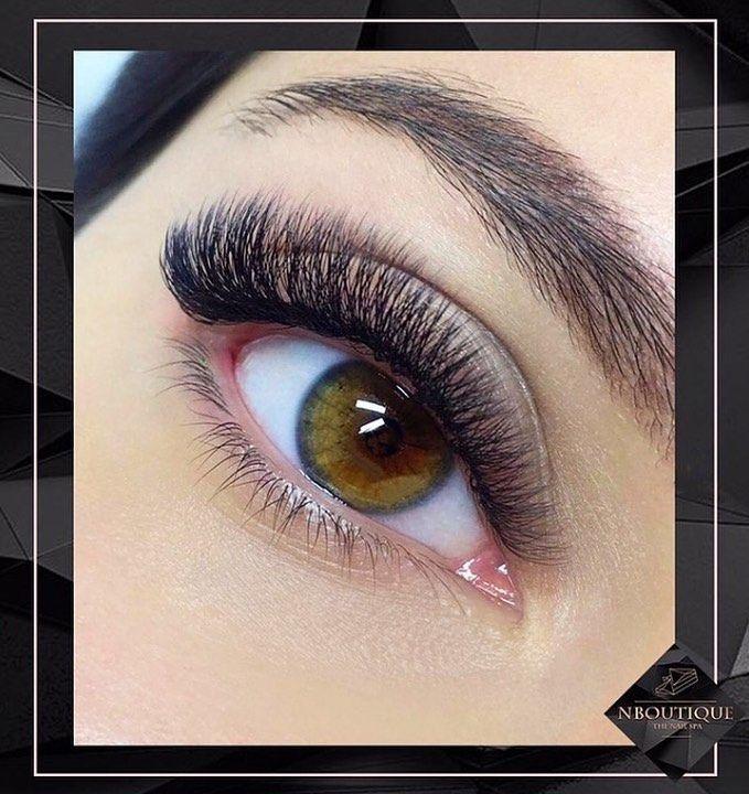 Eyelash Extensions Dubai Best Lash Extension Salon Service Near Me Eyelash Extensions Russian Lashes Lashes