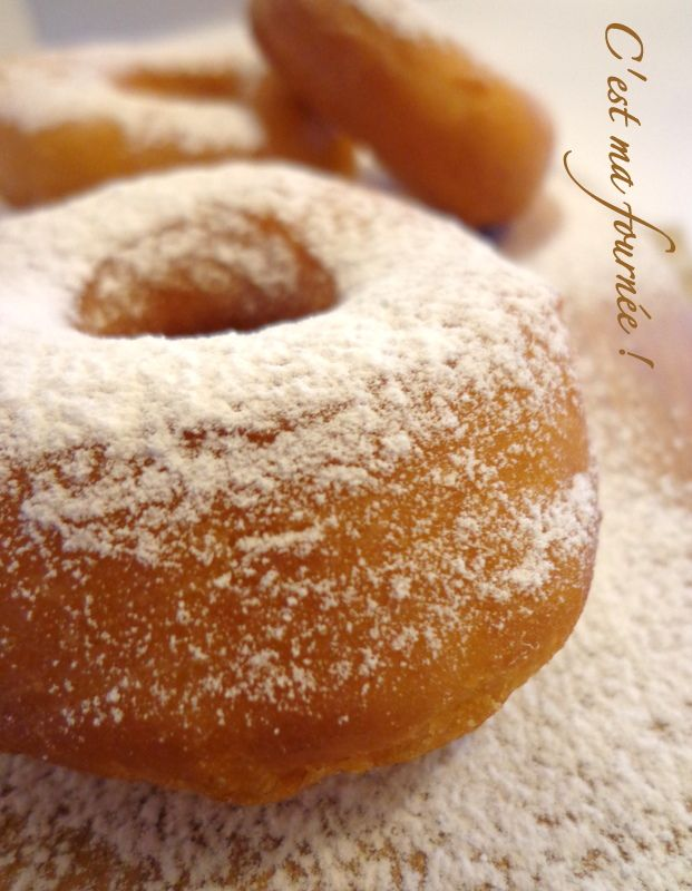 """C'est ma fournée !: """"Ouh pinaise.....Donuts !"""""""