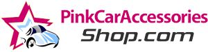 Pink Car Accessories website so many options