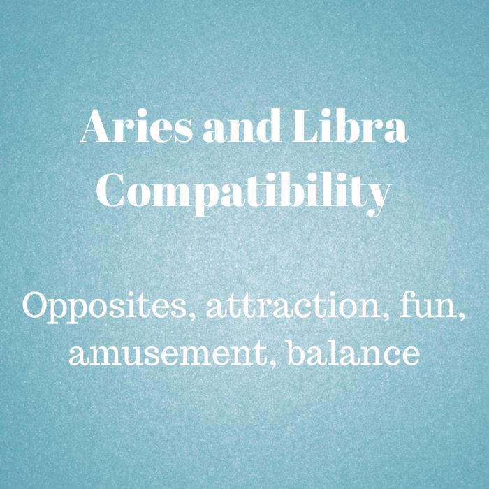 Aries and Libra Love Compatibility – Ariesology This is why my Husband and I are still in love after 32 years ❤️