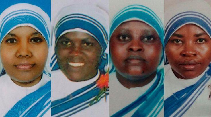 ROMA, 08 Mar. 16 / 07:00 am (ACI).-   El Vicariato Apostólico de Arabia del Sur compartió con ACI Prensa las primeras fotos oficiales actualizadas de las cuatro Misioneras de la Caridad martirizadas en Yemen el 4 de marzo.