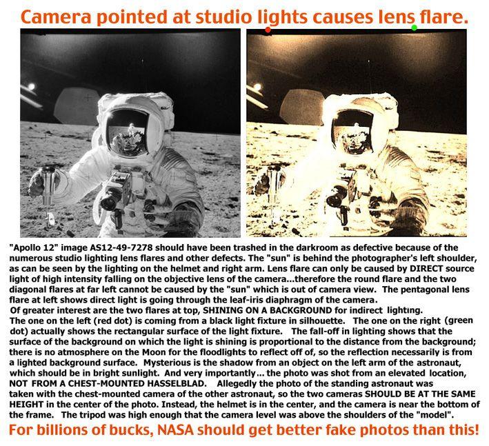 u s moon landing conspiracy - photo #33