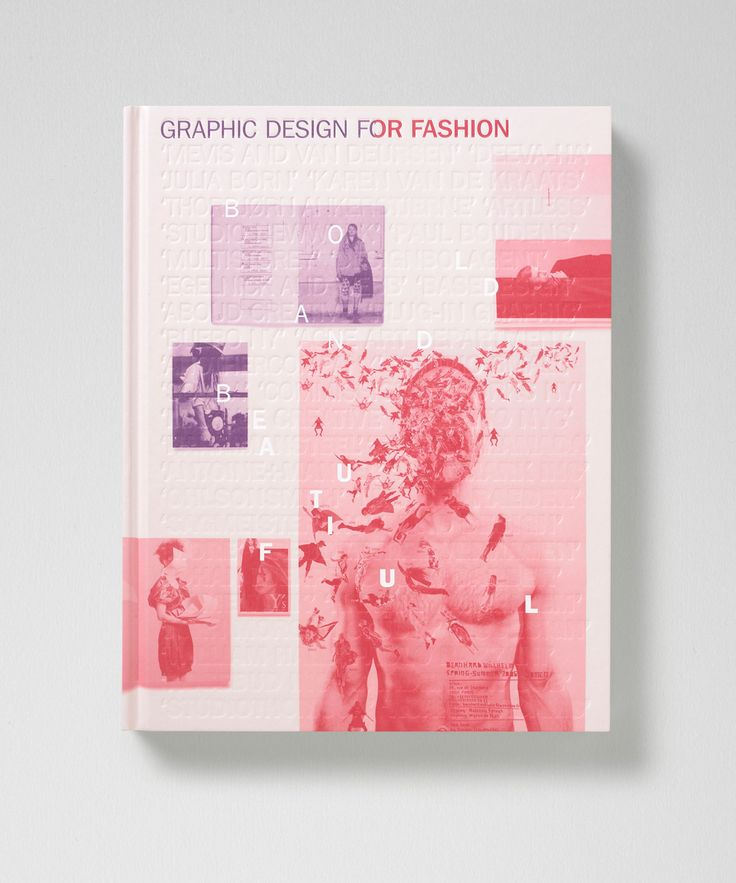 'Graphic Design for Fashion'  By Jay Hess and Simone Pasztorek  Design byBOTH AKA Jay Hess & Simone Pasztorek  Photography PSC Photography