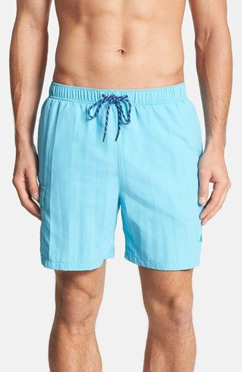 Tommy Bahama 'The Naples Happy Go Cargo' Swim Trunks available at #Nordstrom