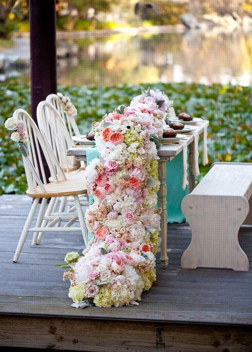 Tabletops Enchanted Garden Exquisite Weddings Floral