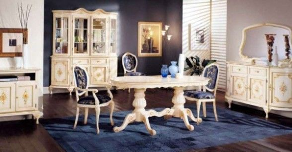 Luxury Dining Tables and Chairs | Luxury Classic Dining Room Furniture by Modenese Gastone - design ...