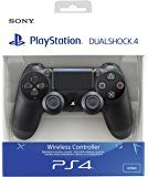 Sony PlayStation DualShock 4 - Jet Black (PS4) (Certified Refurbished): Amazon.co.uk: PC & Video Games