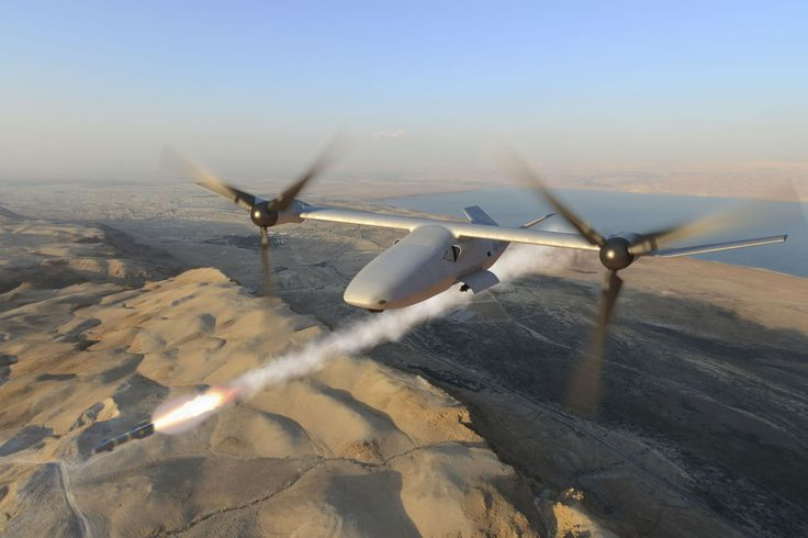 Bell Is Making a Tiltrotor Combat Drone