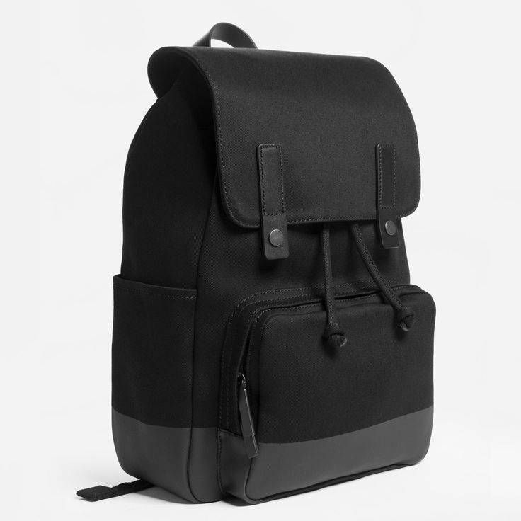 Everlane   The Dipped Snap Backpack