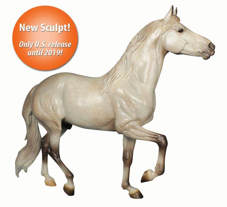 Have you seen the #BreyerFest2016 Celebration horse?!