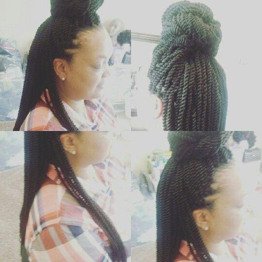 Crochet Braids Georgia : Crochet Braids Senegalese Twist FB@ Kenus Crochet Braids &am...